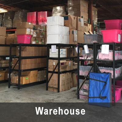 Organizing your Warehouse